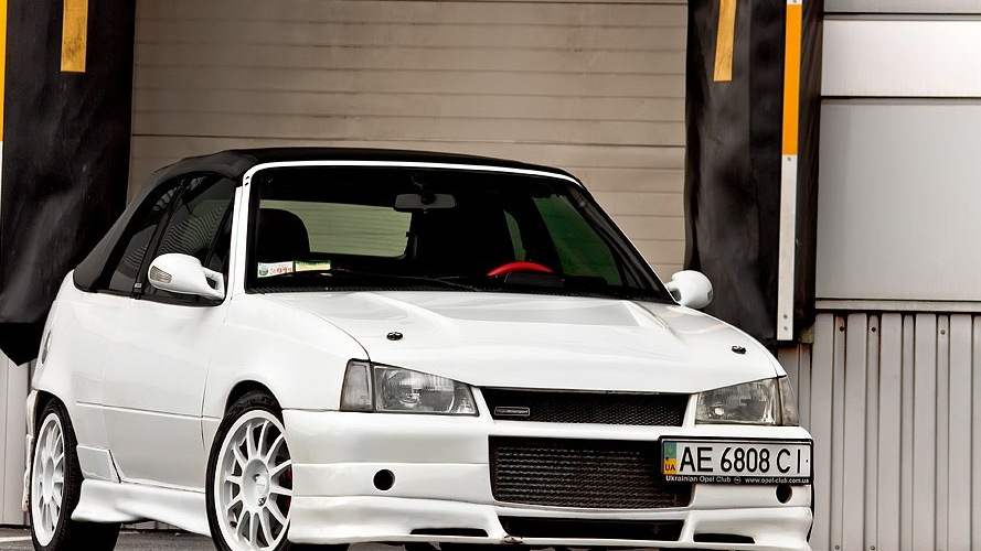 my perfect opel kadett e 3dtuning probably the best car. Black Bedroom Furniture Sets. Home Design Ideas