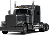 Peterbilt 389 Sleeper Cab Truck 2015
