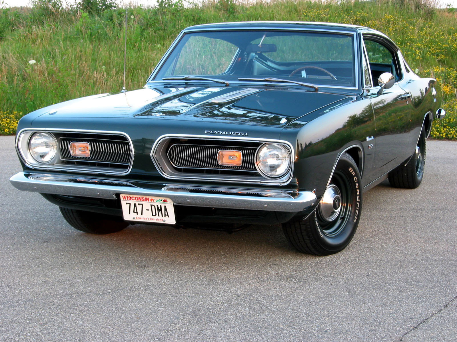 3dtuning of plymouth barracuda coupe 1968. Black Bedroom Furniture Sets. Home Design Ideas