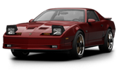 Pontiac Firebird Trans Am GTA Coupe 1987