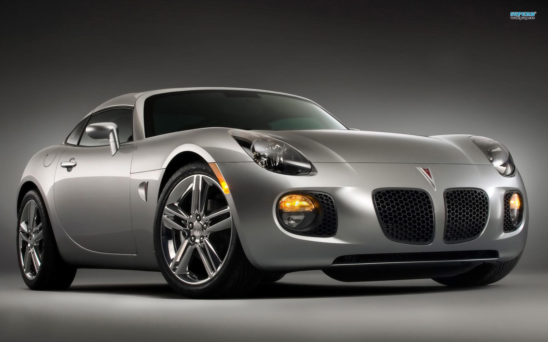 Pontiac Solstice GXP Coupe 2009 ...