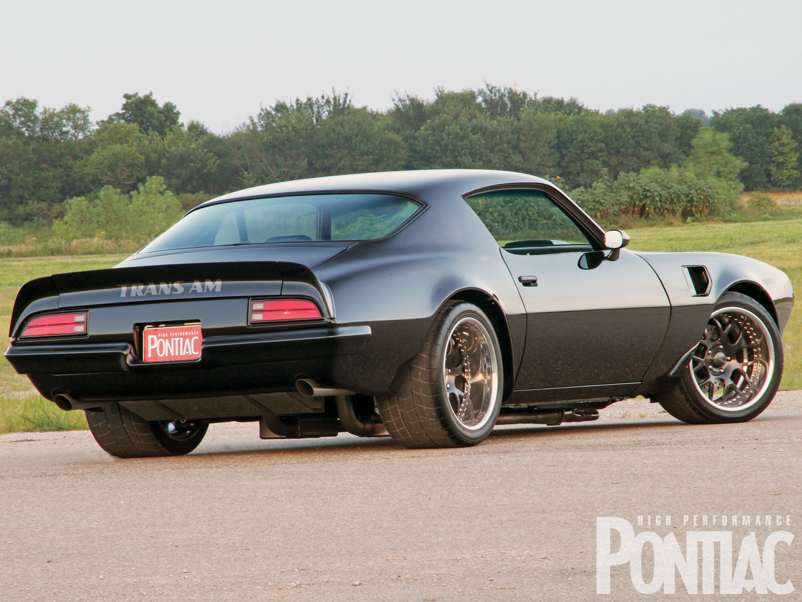 Pontiac Trans Am Coupe 1973