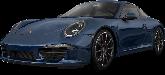 Porsche 911 Carrera 2 Door Coupe 2011