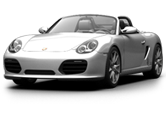 Porsche Boxster Spyder Convertible 2011