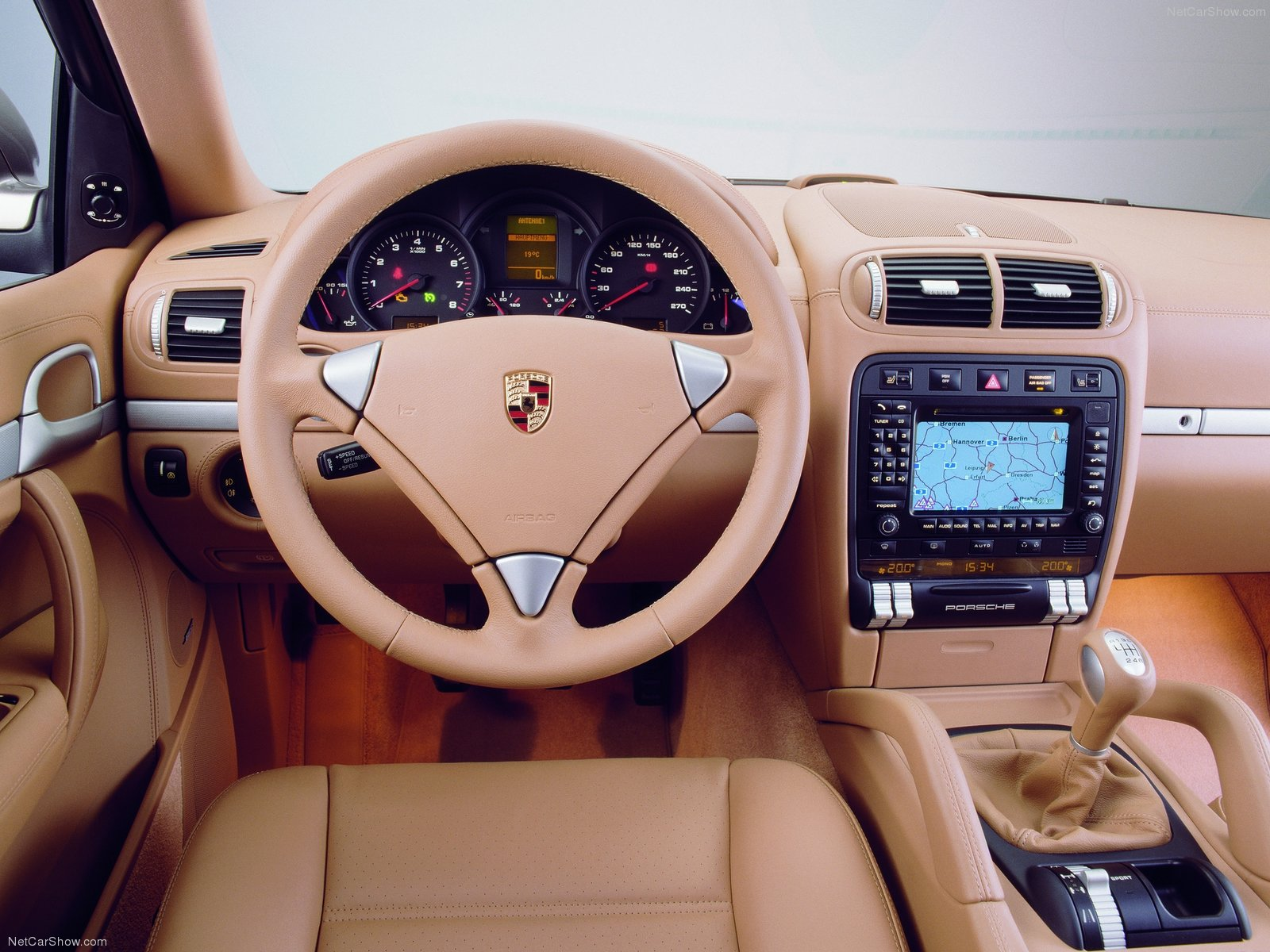 Porsche Cayenne Facelift Crossover 2007