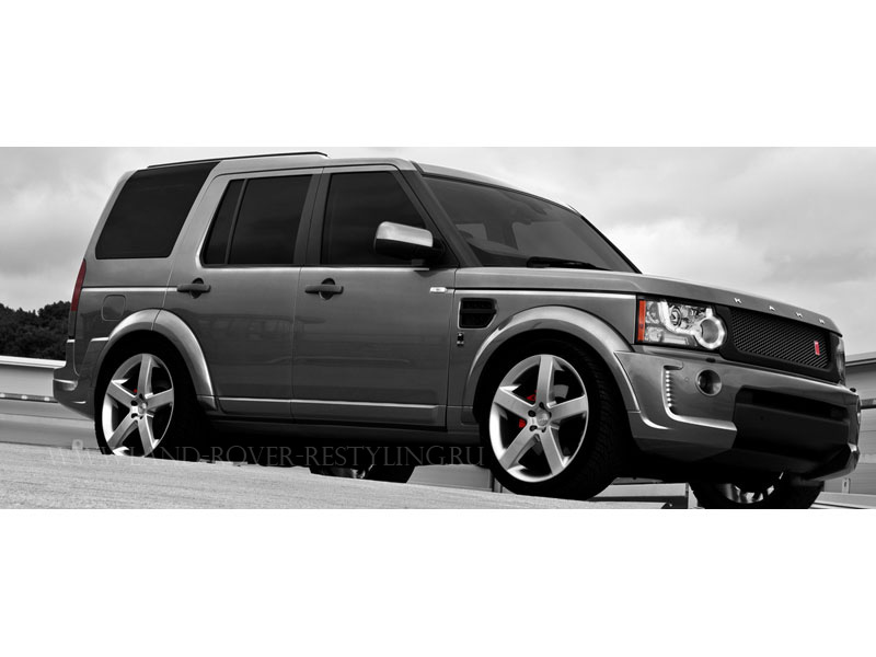 My Perfect Range Rover Discovery 4 3dtuning Probably The Best Car