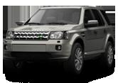 Range Rover Freelander Crossover 2011