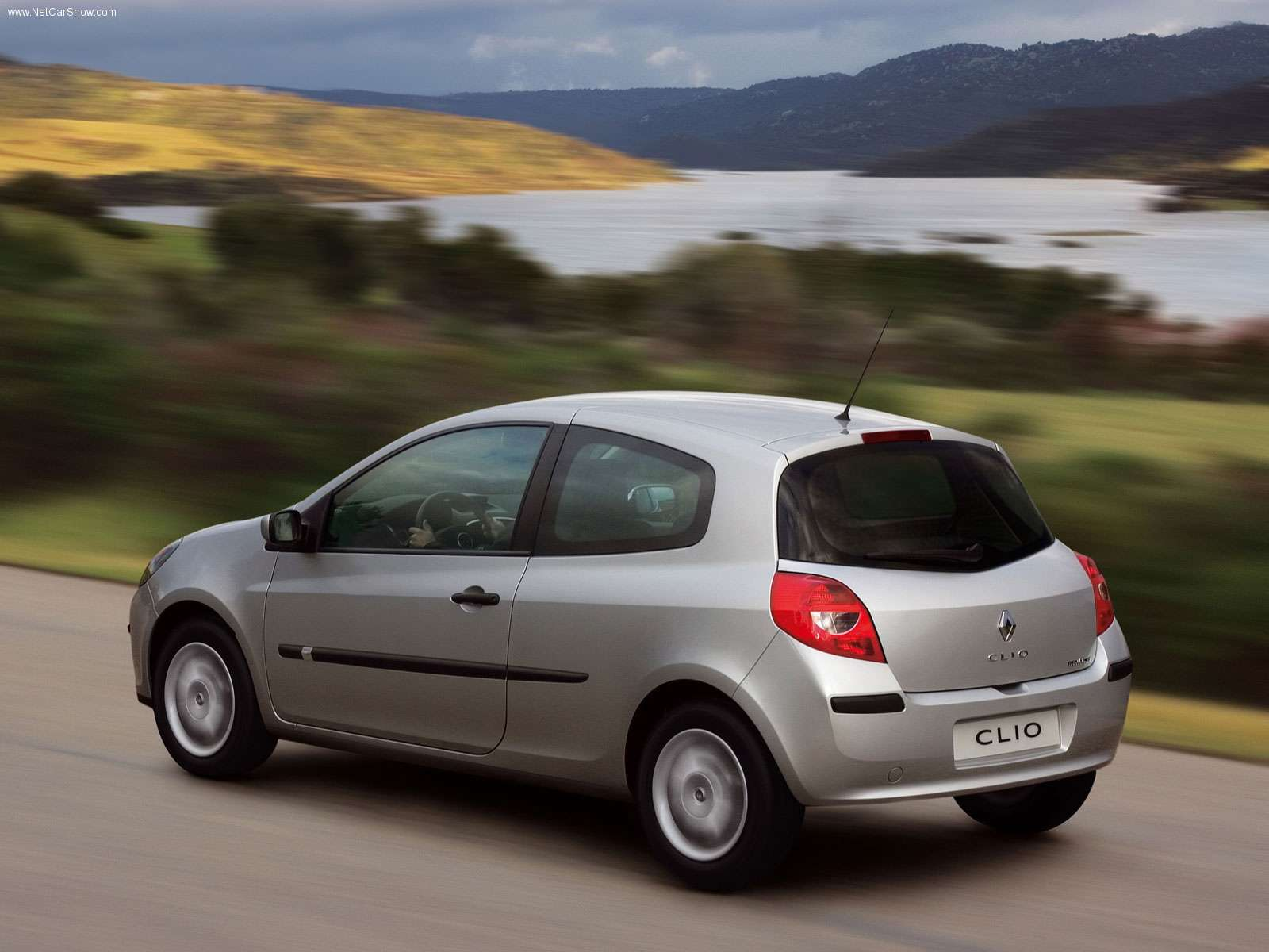 Renault Clio 3 Door Hatchback 2008