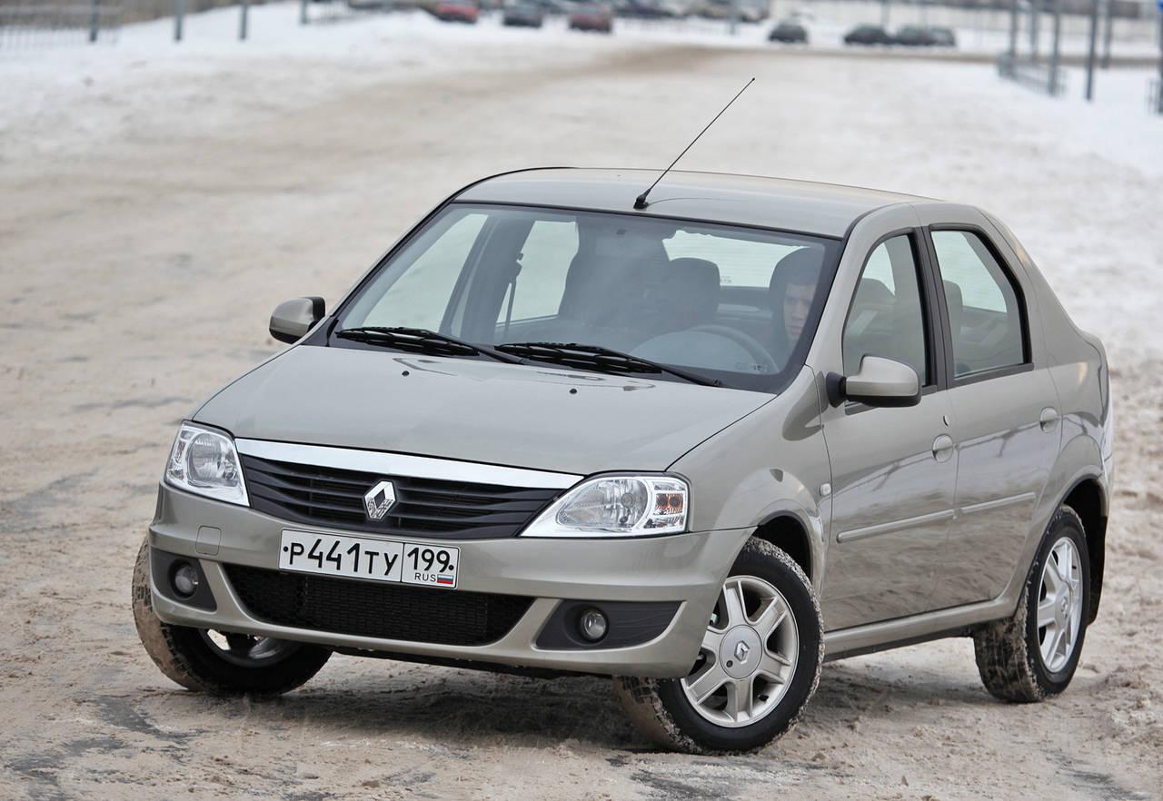 <b>Тюнинг</b> Renault Logan sedan 2010, фото тюнинга <b>Рено</b> <b>Логан</b> 2010