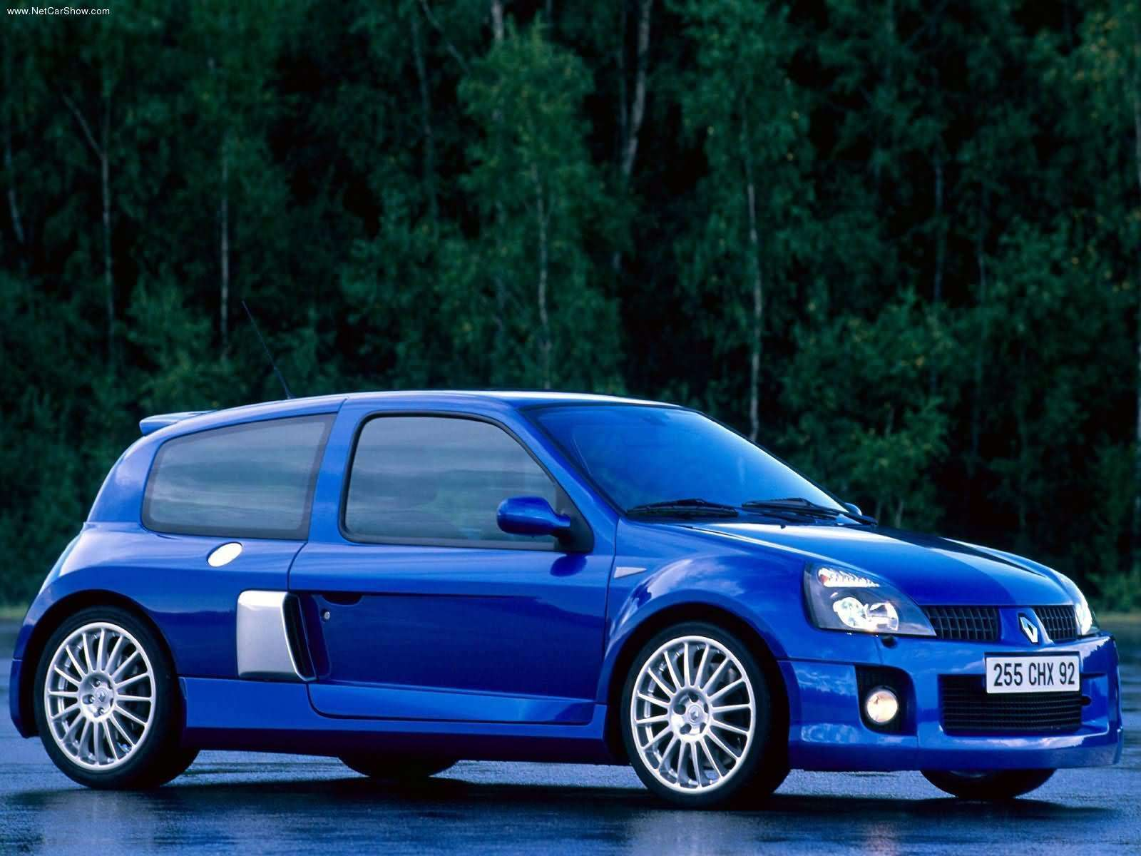 3dtuning of renault sport clio v6 3 door hatchback 2003 unique on line car. Black Bedroom Furniture Sets. Home Design Ideas