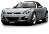 Saturn Sky Coupe 2007