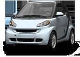 Smart Fortwo 3 Door Hatchback 2006