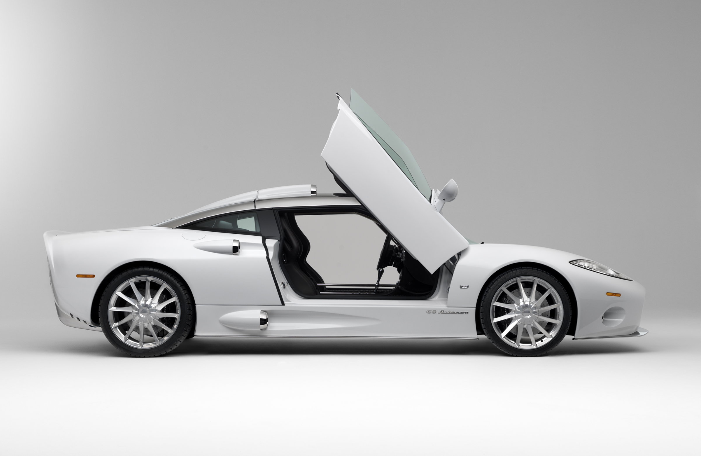 Spyker C8 Aileron Coupe 2012