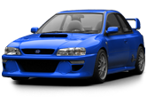 Subaru Impreza 22B Coupe 1998