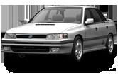 Subaru Legacy sedan 1990