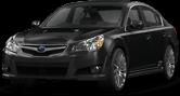 Subaru Legacy Sedan 2010