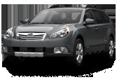 Subaru Outback Crossover 2010