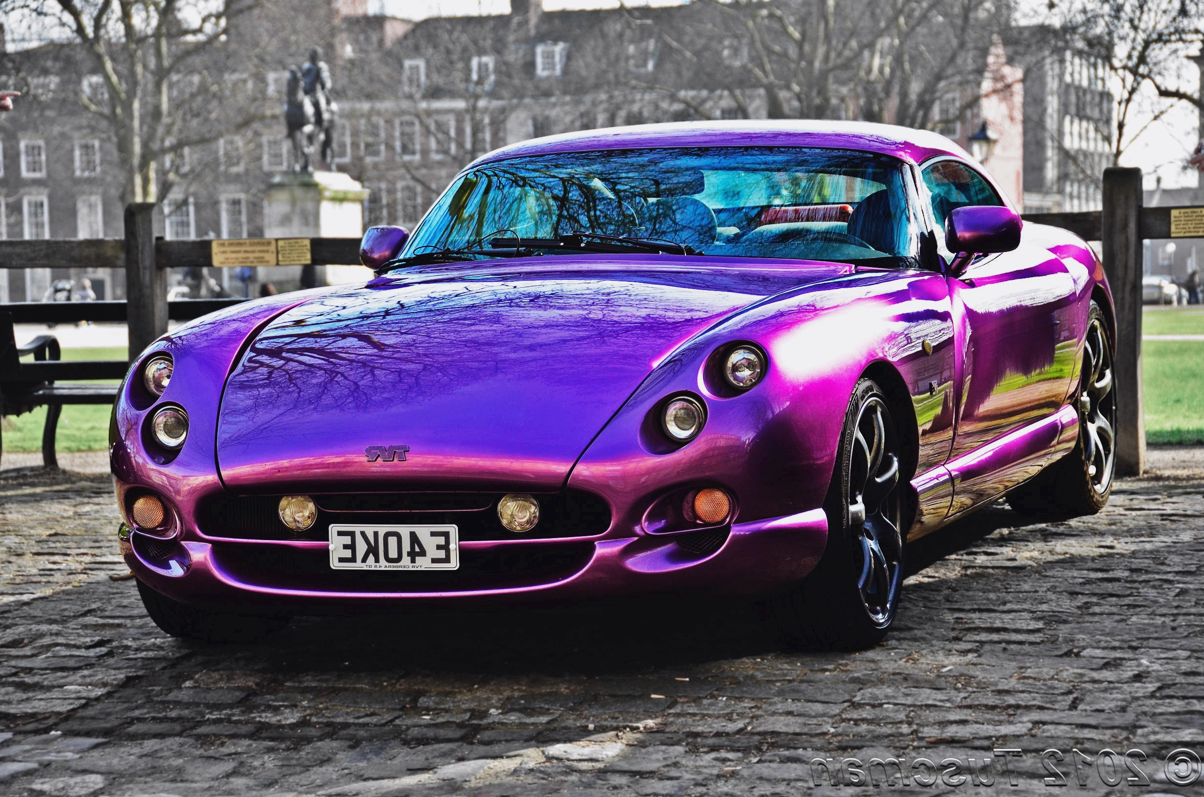 TVR Cerbera Speed 12 Coupe 1998