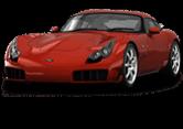 TVR Sagaris Coupe 2006