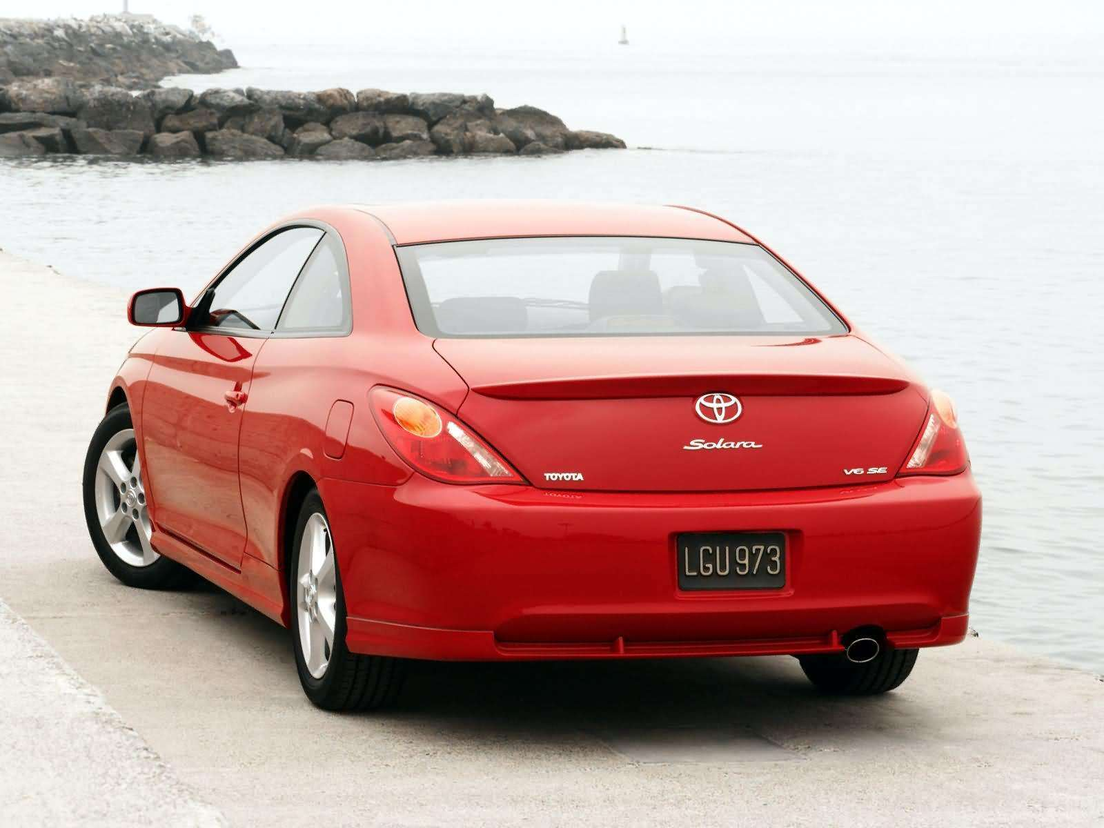 My Perfect Toyota Camry Solara 3dtuning Probably The