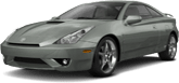 Toyota Celica 3 Door Liftback 2005