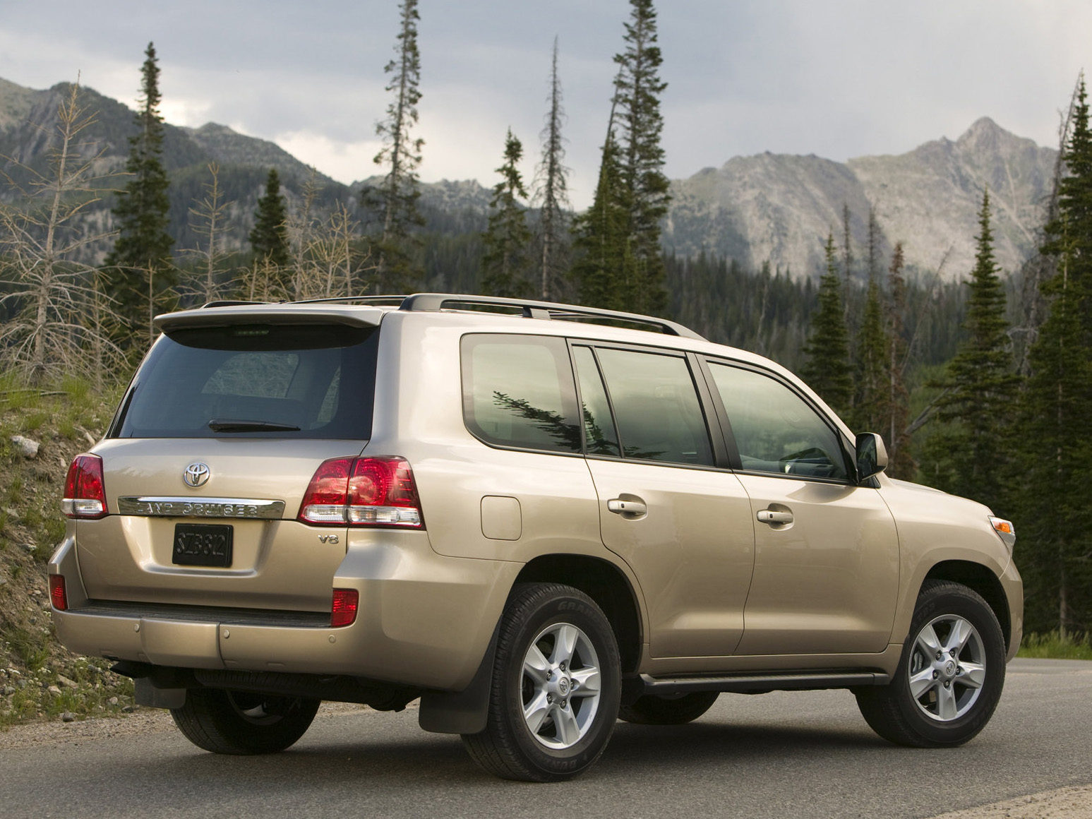 My Perfect Toyota Lc 200 3dtuning Probably The Best Car Configurator 1998 Land Cruiser V8 Engine Diagram Suv 2007