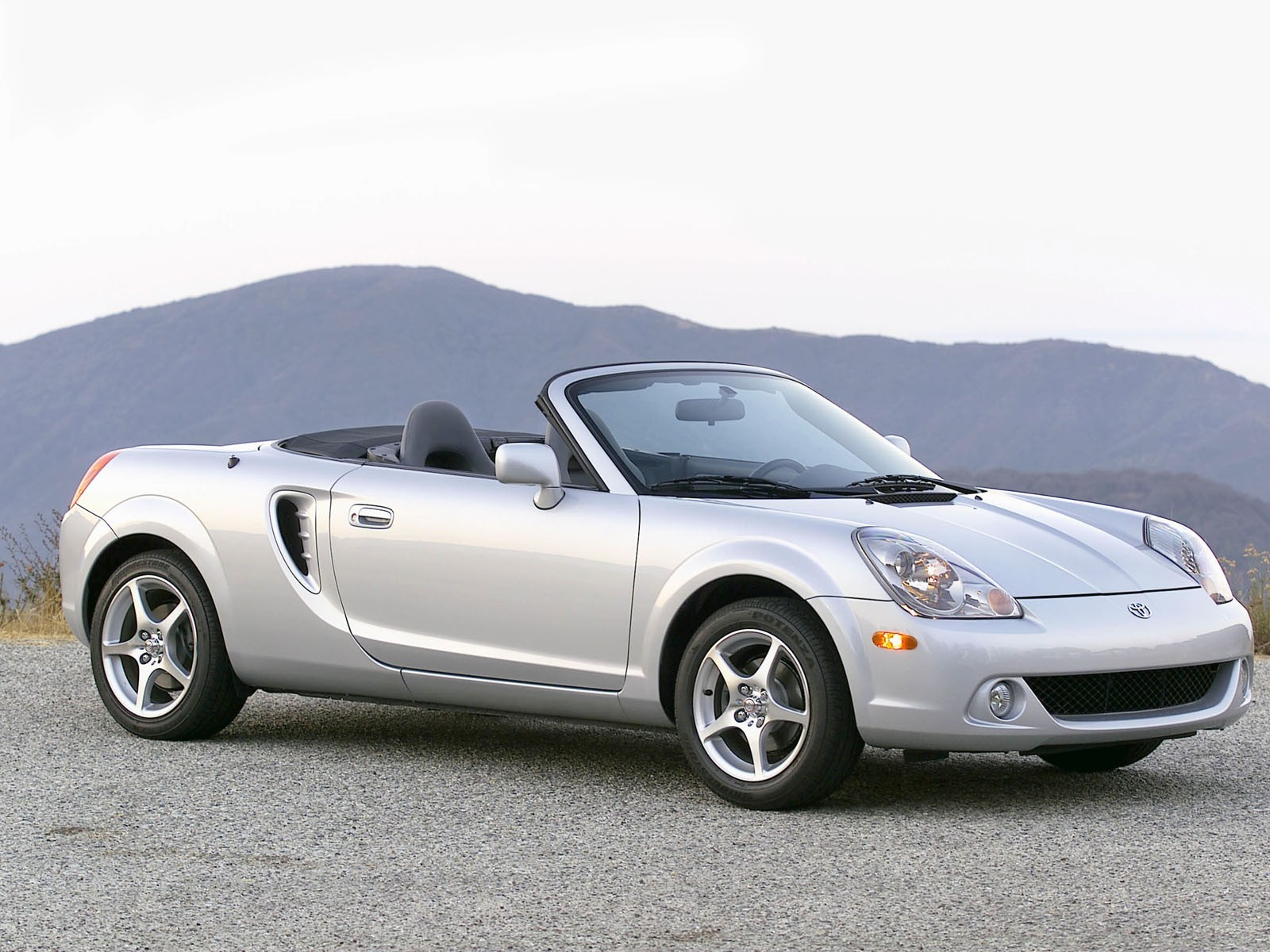 Toyota MR-S Convertible 2002