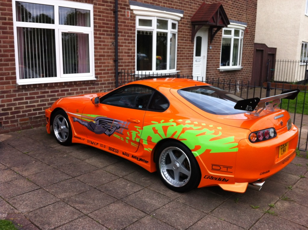 Fast And Furious Replica Cars For Sale Uk