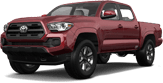 Toyota Tacoma 4 Door pickup truck 2018