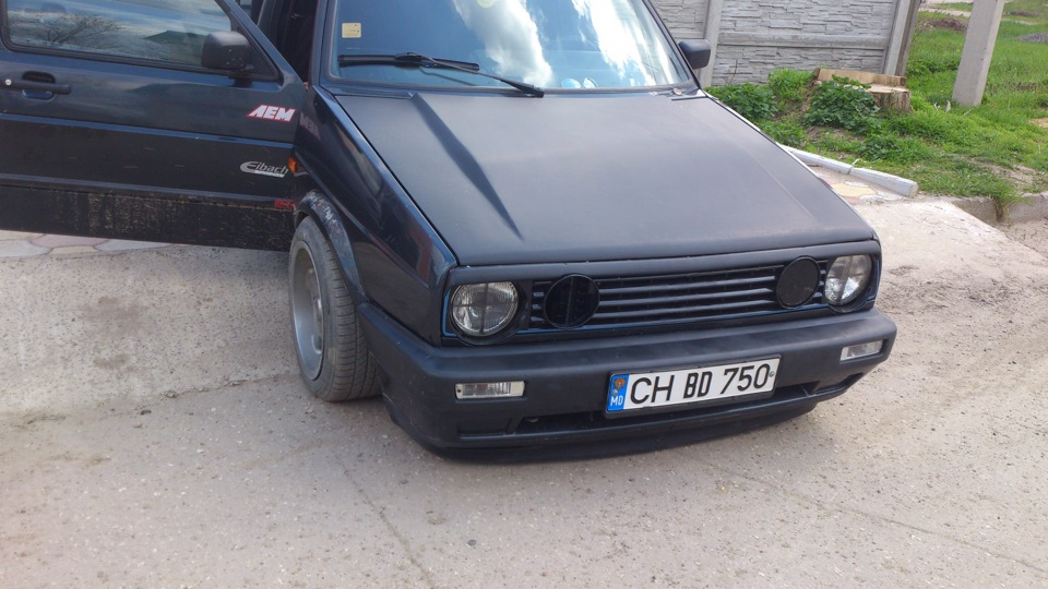 Volkswagen Golf 2 Gti 3 Door Hatchback 1990