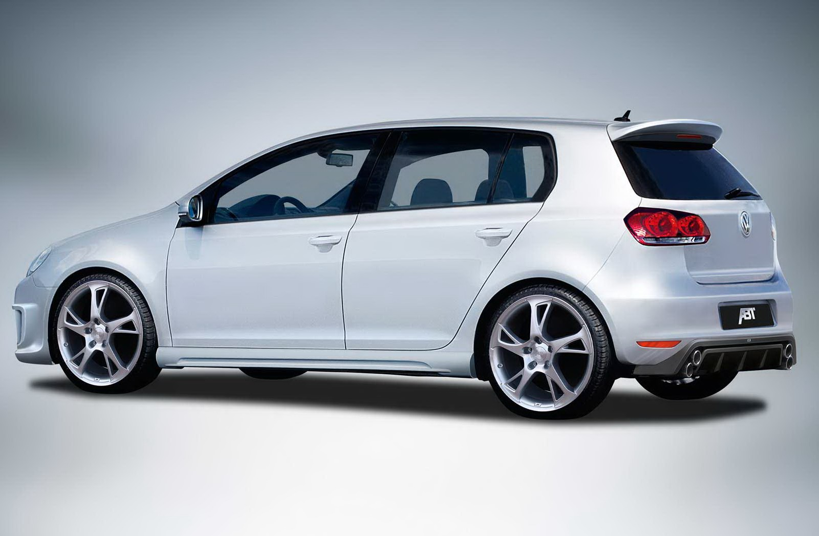 My perfect Volkswagen Golf 6. 3DTuning - probably the best car configurator!