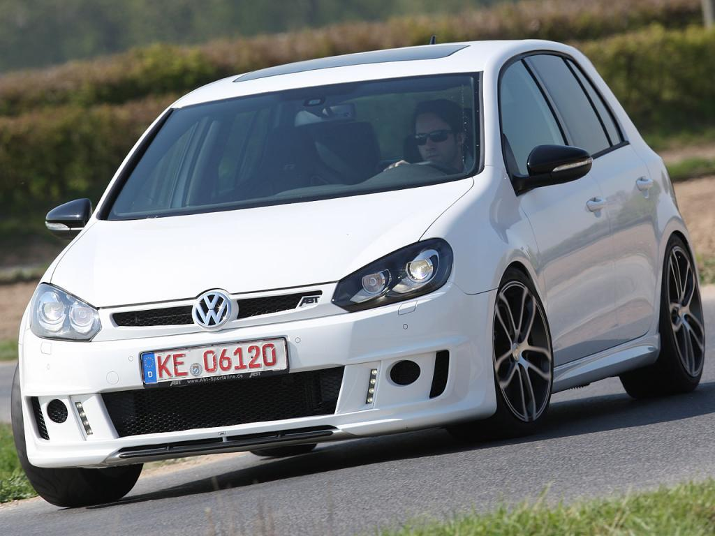 Volkswagen Golf 6 5 Door Hatchback 2011