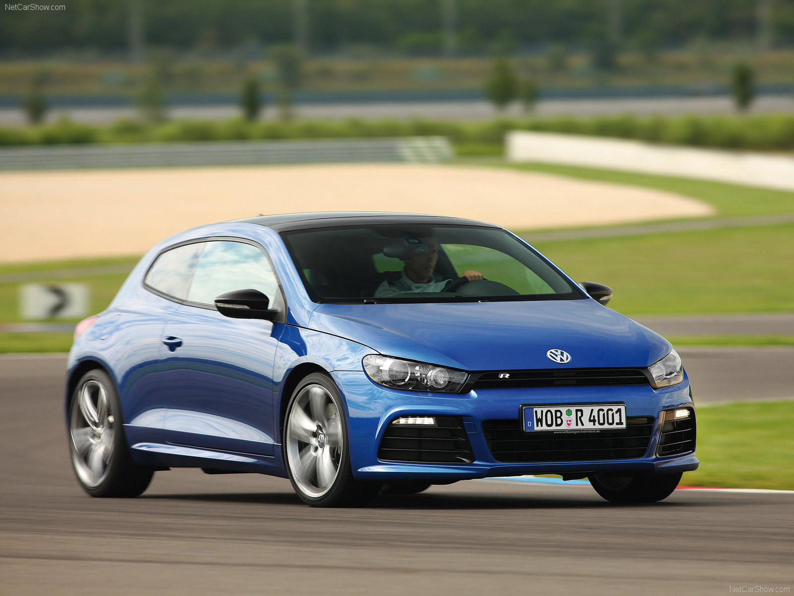 Volkswagen Scirocco, More Than A Sporty Golf