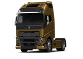 Volvo FH16 Globetrotter XL Cab Truck 2013