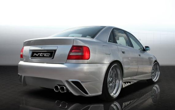 Aktualne My perfect Audi A4. 3DTuning - probably the best car configurator! KJ16