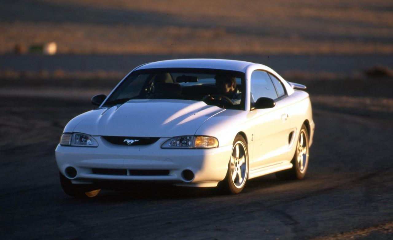 3dtuning Of Mustang Cobra R Coupe 1995 3dtuning Com