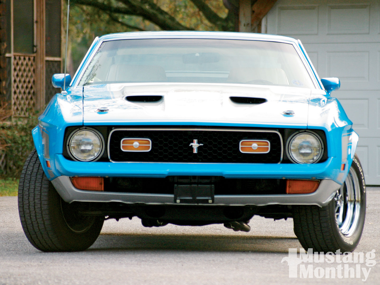 My Perfect Mustang Mach 1 3dtuning Probably The Best Car 1971 Ford Fastback Coupe
